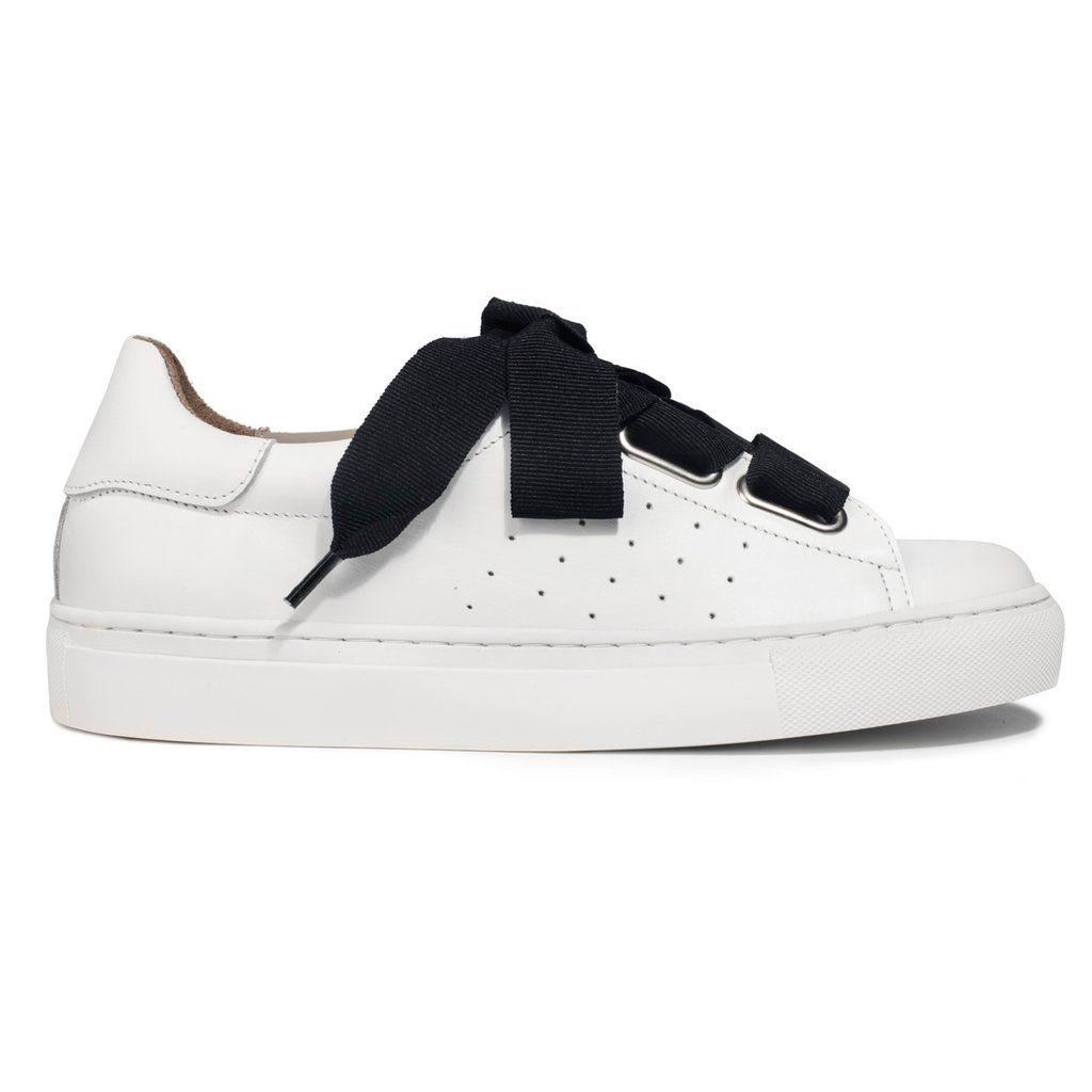 buy popular a5152 26868 Sneakers Varlin Cuir