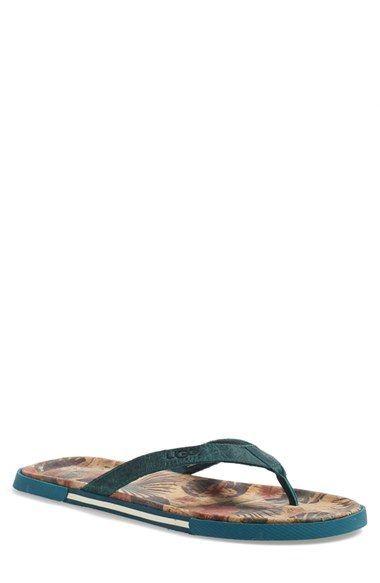ebb0074d48c UGG®  Bennison II  Leather Flip Flop (Men)