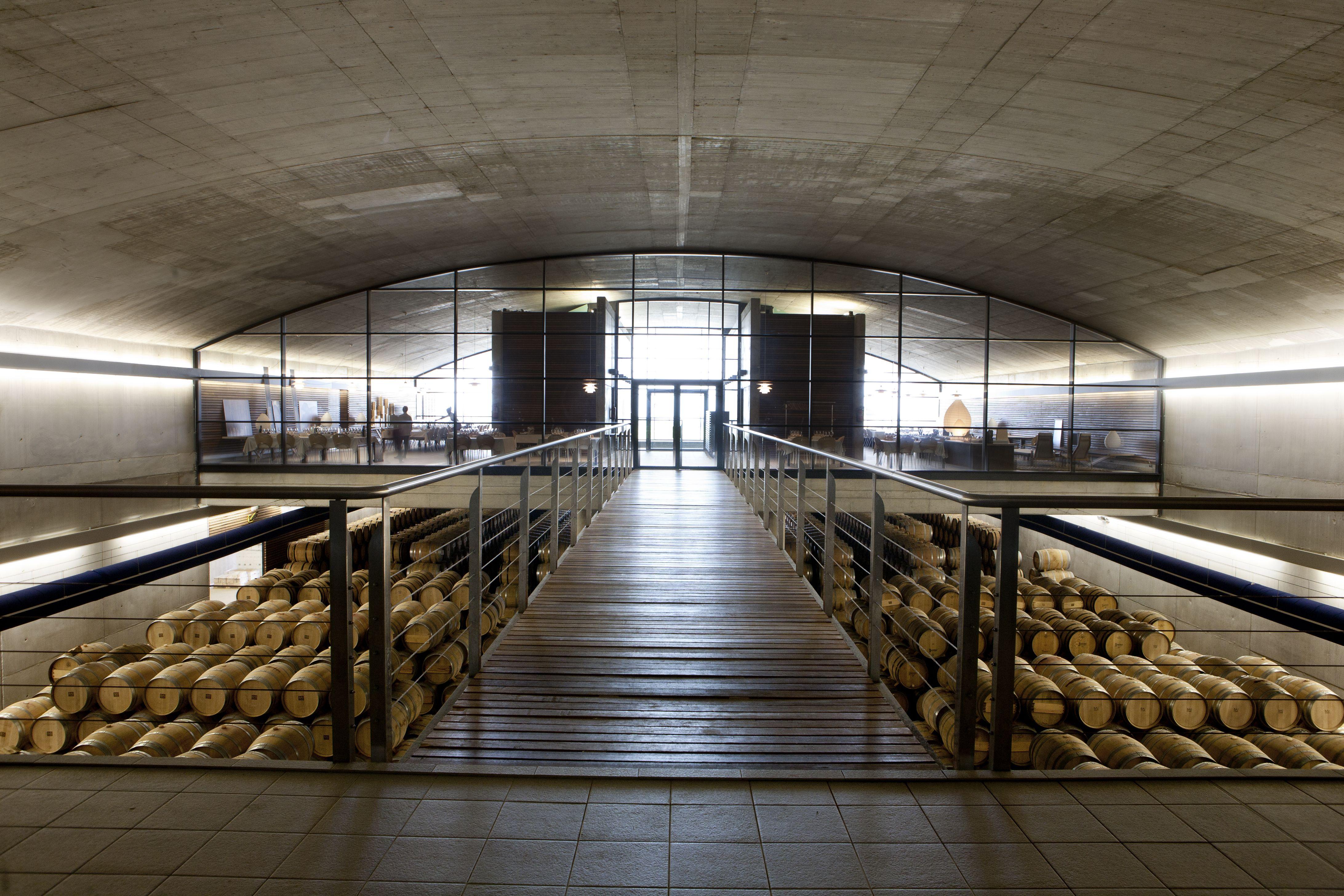 I Aki Aspiazu Iza Arquitectura Bodega Baigorri Samaniego  # Muebles Baigorri