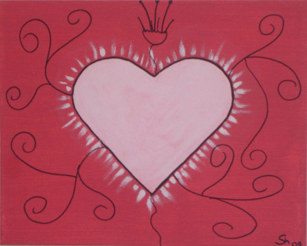 schön acrylbilder herz malvorlagen  top kostenlos färbung