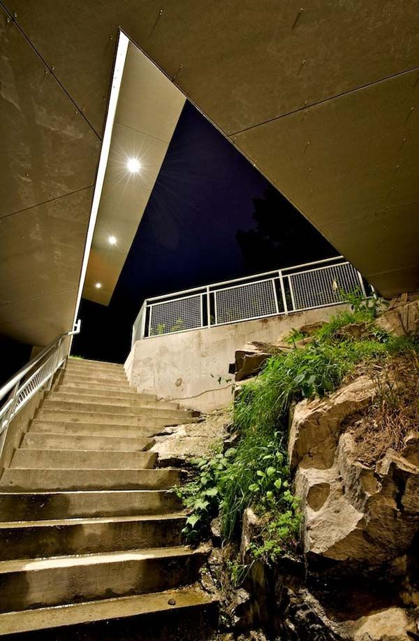 Cliff Home Plan Edgy in Norway Cliff house Architect design