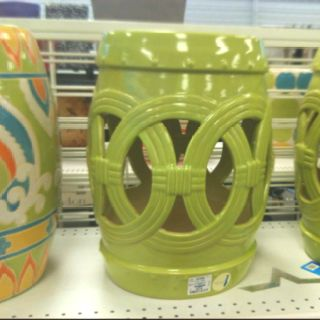 4783314f52c Another bargain from Ross Dress for Less Ceramic Garden Stools for only   49.99 each! Wow!