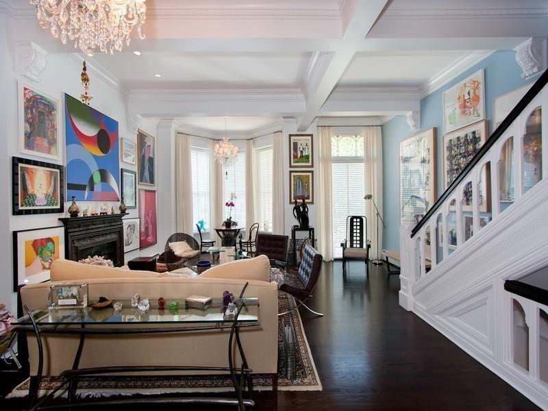 Art Junkie Row House Victorian Interior Design Interior Design Pictures Interior Design