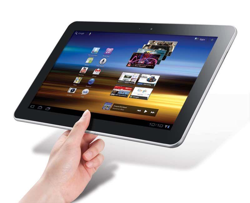 Samsung Galaxy Tab 10 1-Inch- Yes    I am anti-Itunes/Ipad