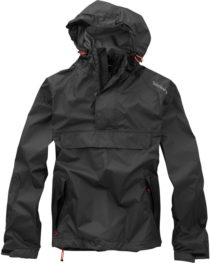 Timberland Men s Waterproof Technical Anorak Jacket Style U5110 ... f5795d21ae