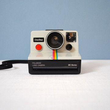 Polaroid Land Camera II