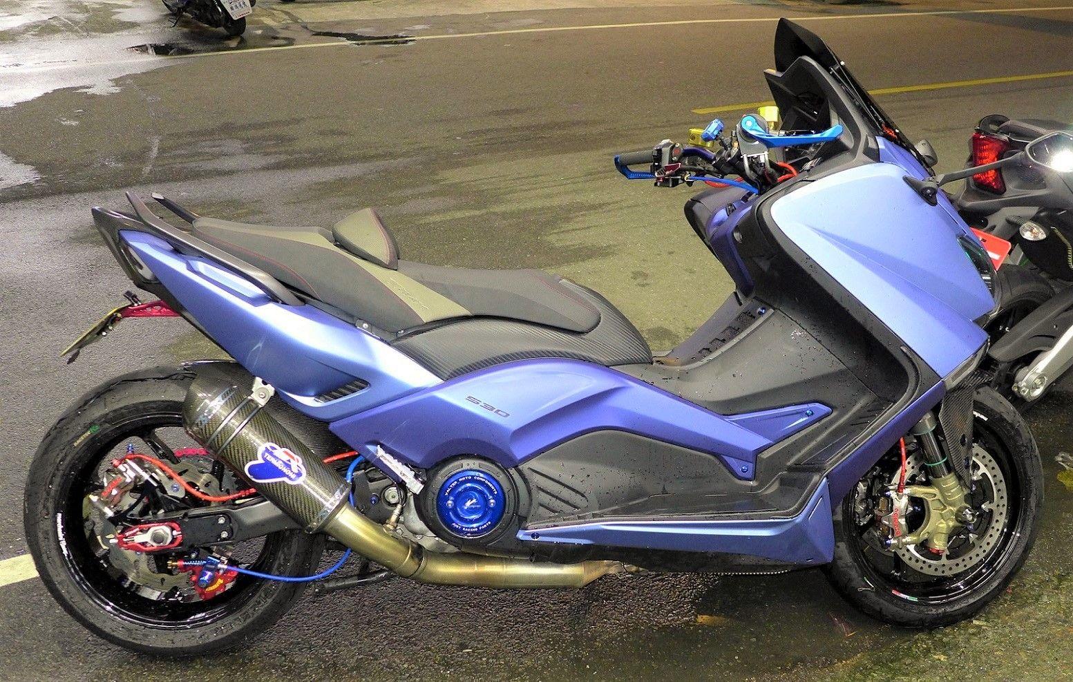 Tmax 530 Tmax Yamaha Voiture Moto