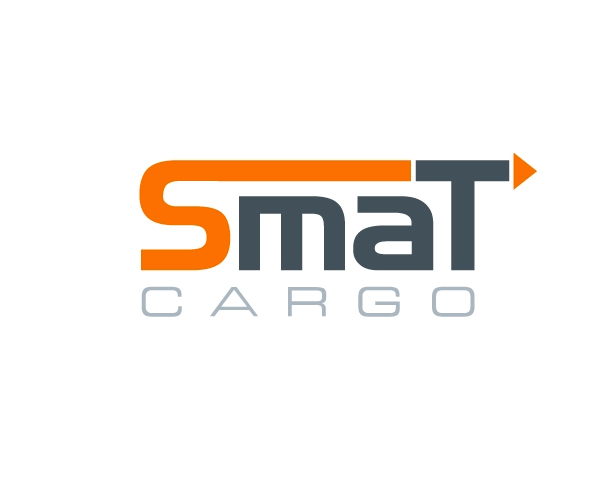smat cargo company logo design idea - Company Logo Design Ideas