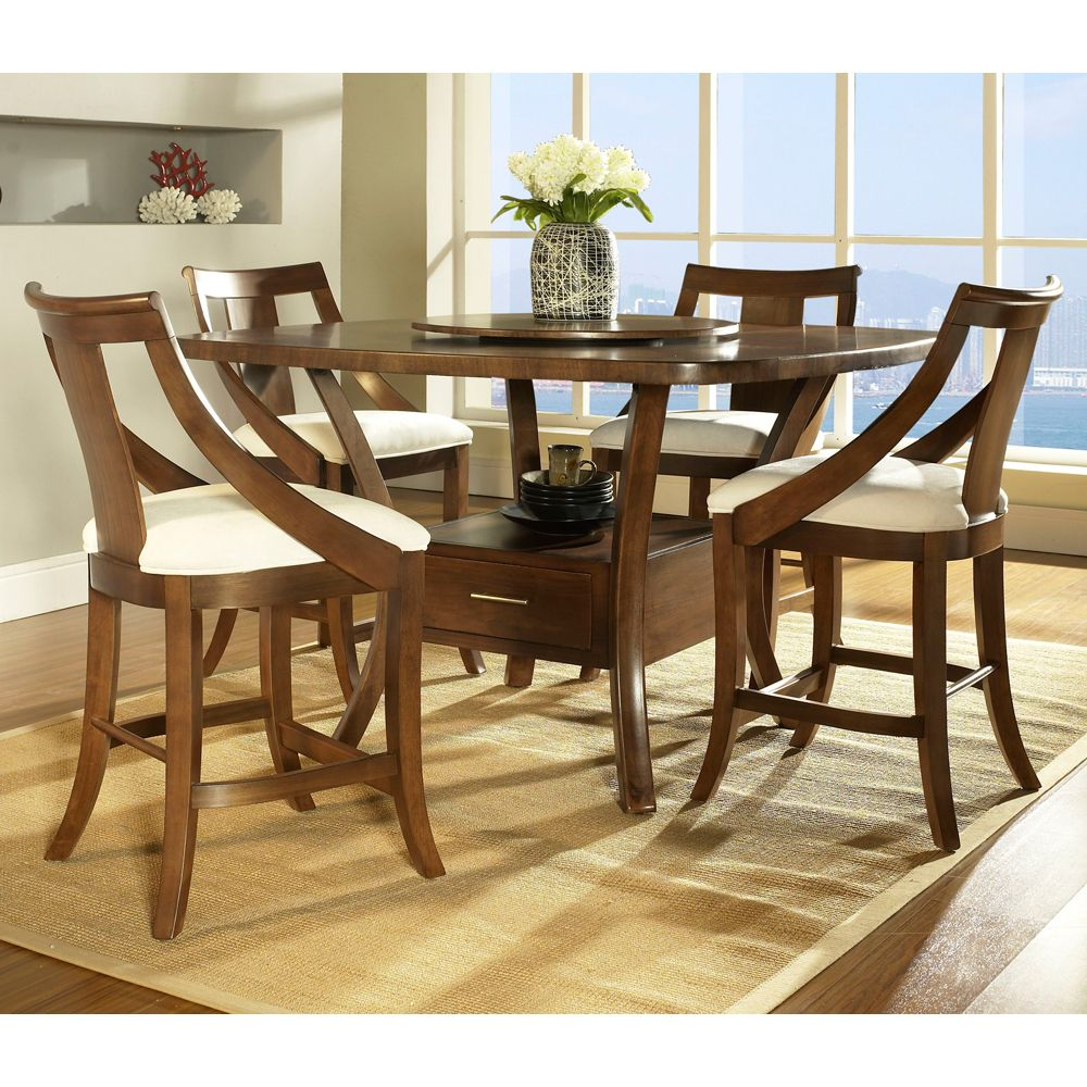 Gatsby Counter Height Dining Table u0026 Stools