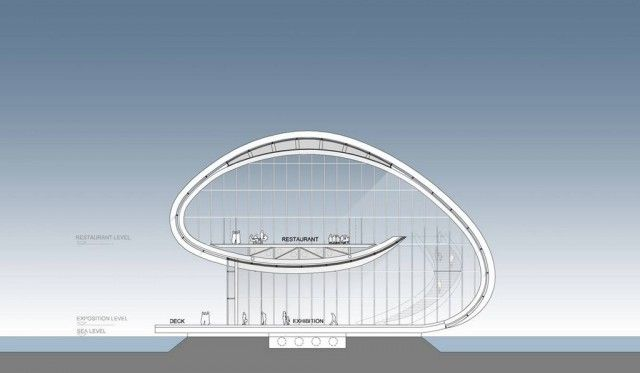 AS Architecture-Studio | Pier Exhibition Center |