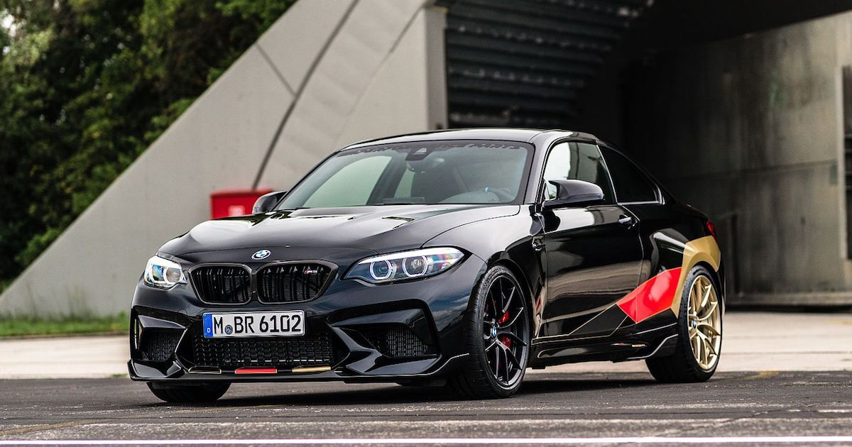 Unique And Extraordinary The Show Car Bmw M2 Competition With M
