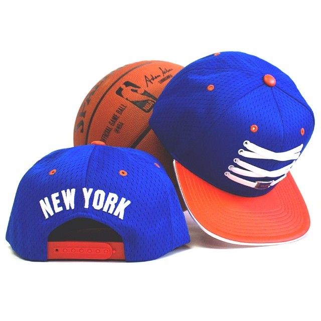 Knicks fans where you at? // New York 'Back Board' Lacer // Now Available Online