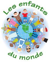 Programmation sur le thème des enfants du monde avec des activités éducatives; jeux, bricolages, coloriages, histoires, comptines, chansons, fiches d'activités imprimables.