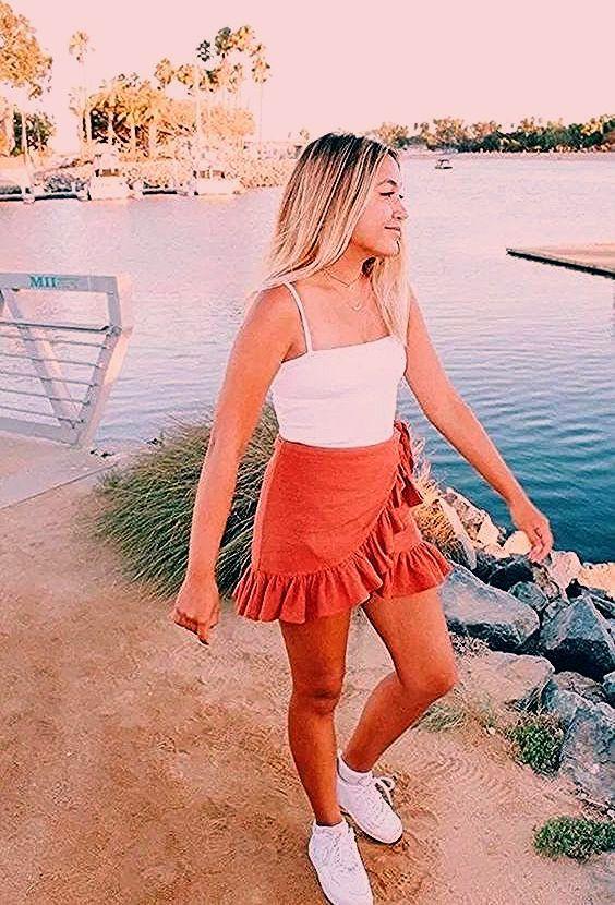 Photo of 27 Lässige Sommer-Outfit-Ideen für Frauen – das beste Futter