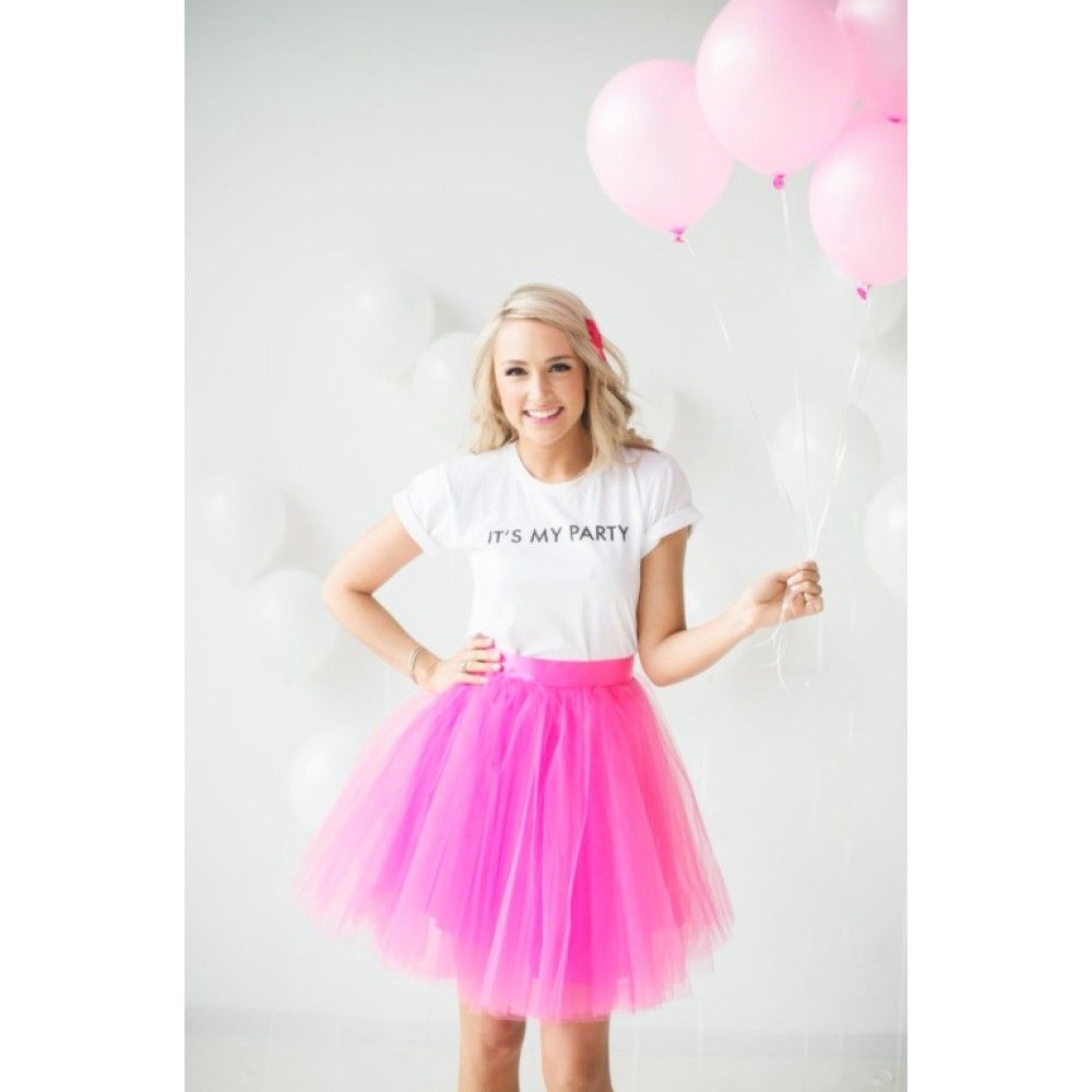 its my party tee  Pink world in 2019
