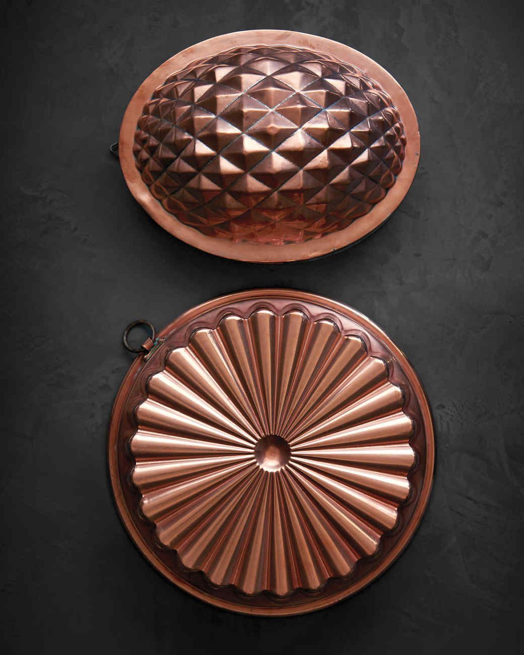 Martha and the art of collecting copper cookware copper
