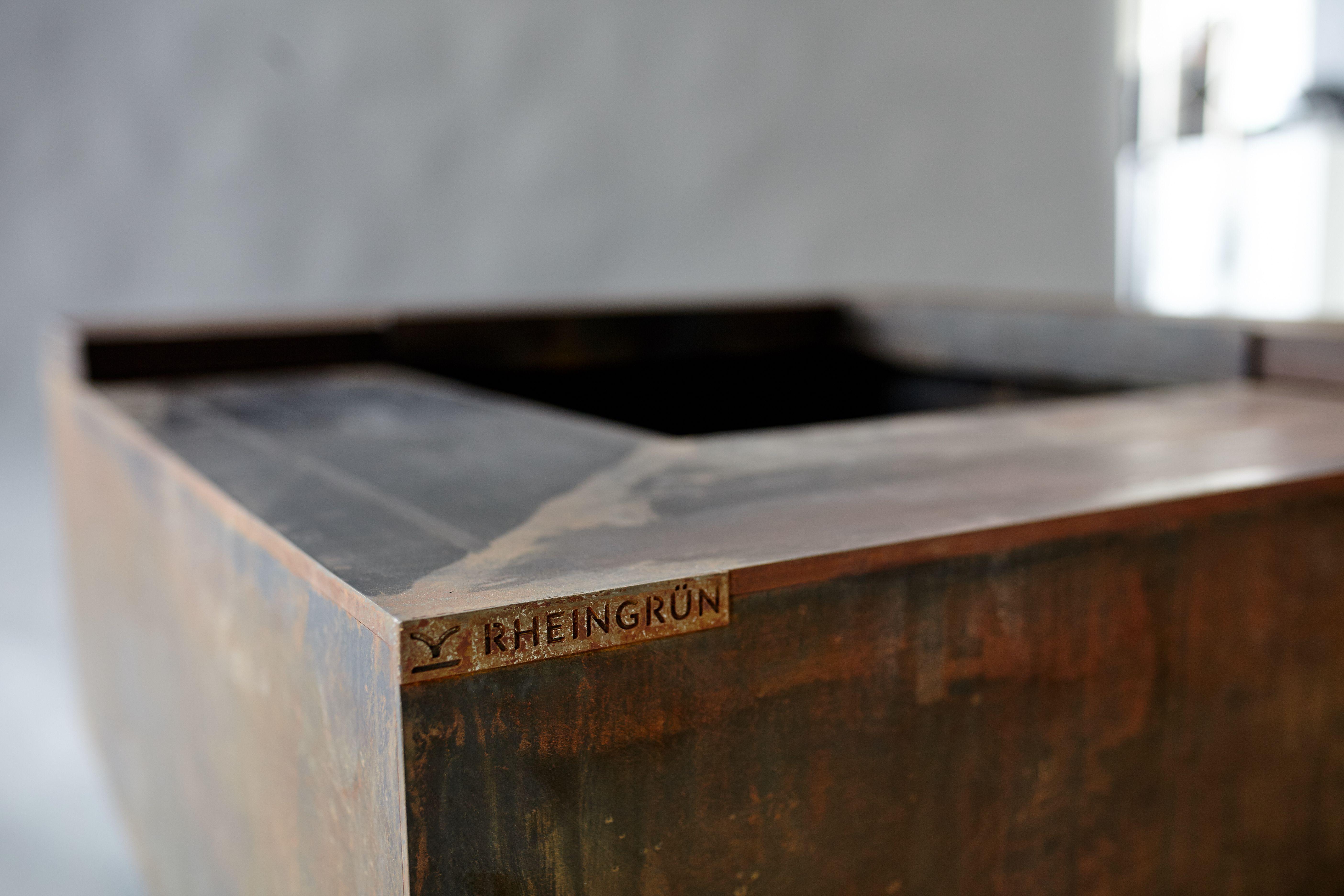 Lounge Table made by Rheingrün Living. Feuertisch Lounge 1 ...