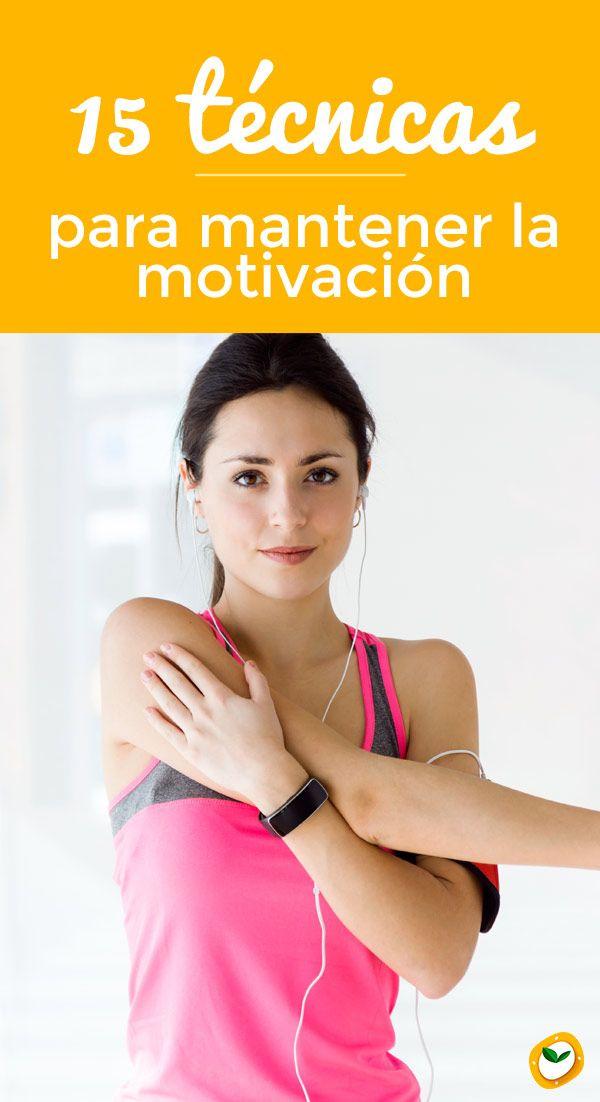 Tecnicas motivacion adelgazar