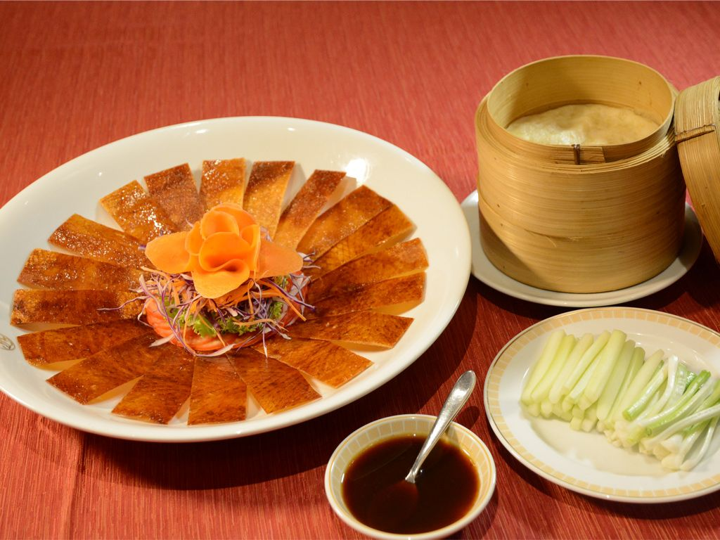 Signature Peking Duck