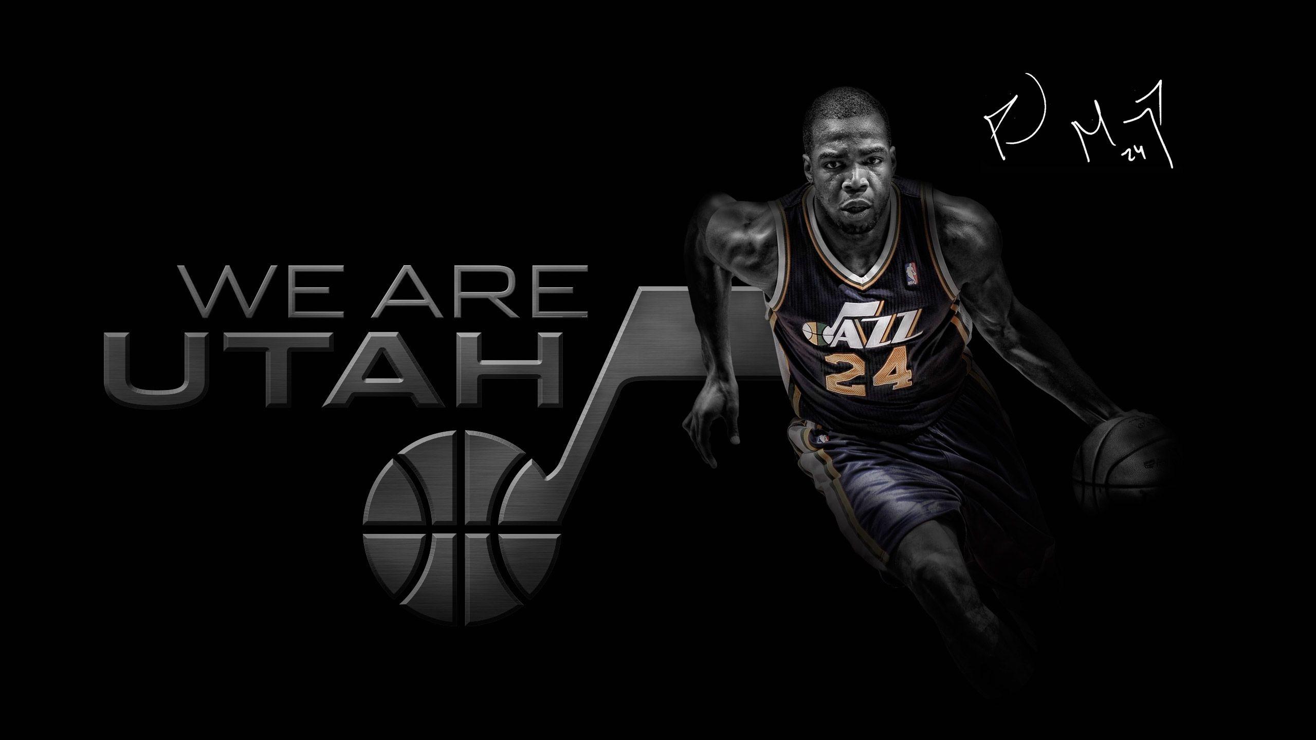 Utah Jazz Wallpapers Basketball At BasketWallpapers