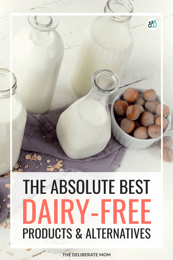 The Best Dairy Free Products And Alternatives Dairy Free Diet Dairy Free Milk Dairy Free