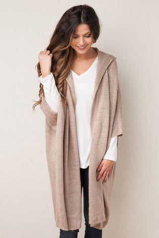 My Dear Mocha Sweater – Dress Up