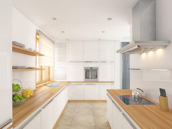 25 Glorious Galley Kitchen Ideas   Eldhus   Pinterest   Galley ...