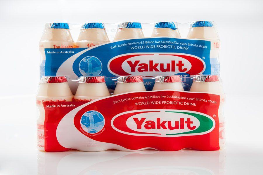 Yalkult. (Soft drink)
