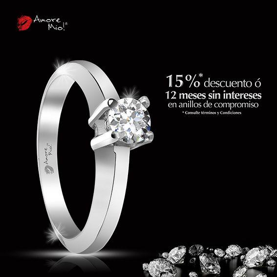 Anillo de Oro Blanco 14kt SKU: WG1423171 Diamante Redondo 0.50 quilates. Color- I, Claridad VS1 Laboratorio - GIA-DGC, SKU Diamante: 36782, Precio: $27,675.00 pesos M.N -15% = $23,523.84 pesos M.N. *Consulte términos y condiciones.