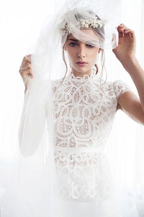 rue de seine wedding dresses | Rue De Seine #wedding #dress