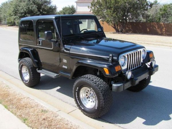 Jeep Wrangler Sahara Coupe Jeep Wrangler Sahara Jeep Wrangler Tj Jeep Wrangler