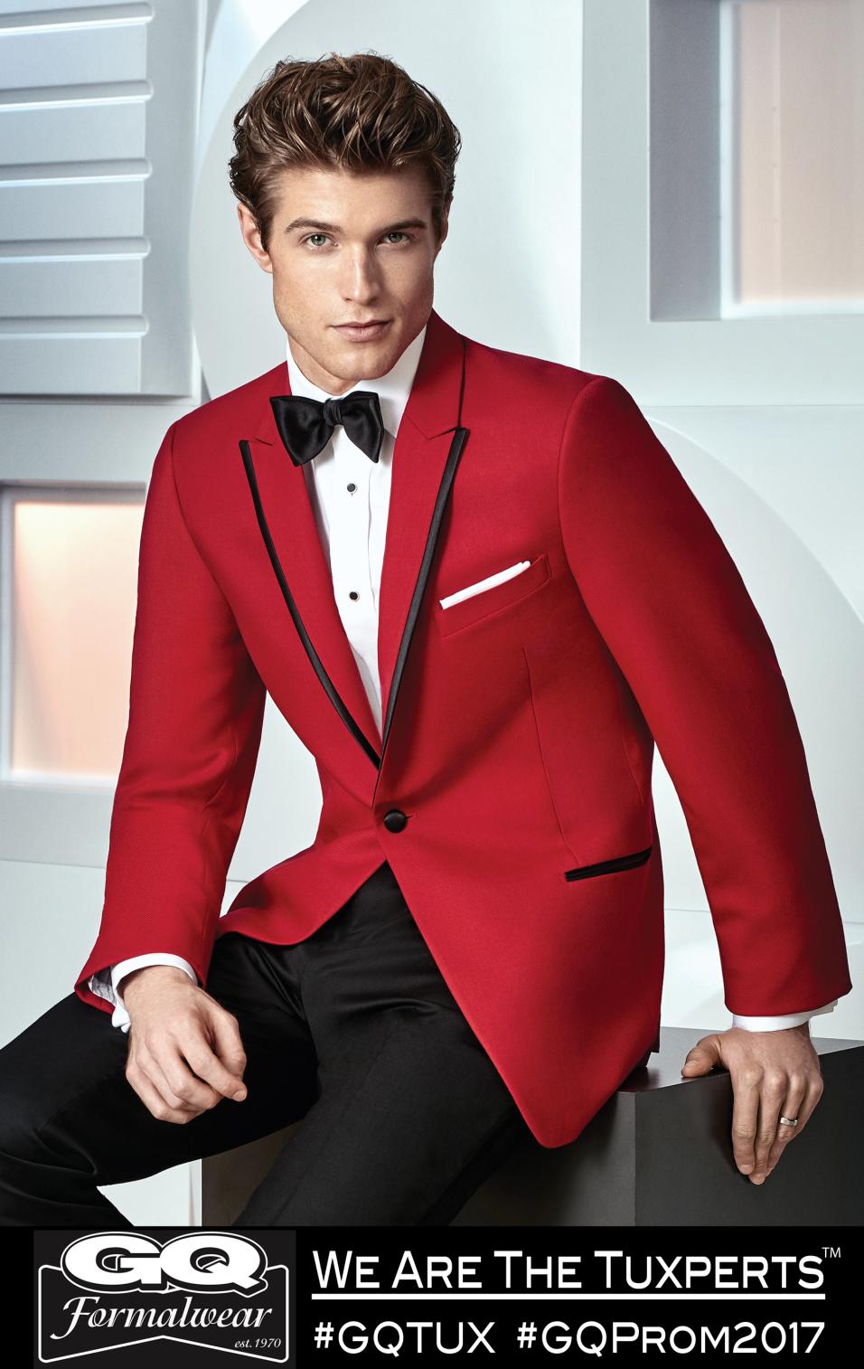 Fall Groom Attire. Red tuxedo, Wedding suits men, Red carter