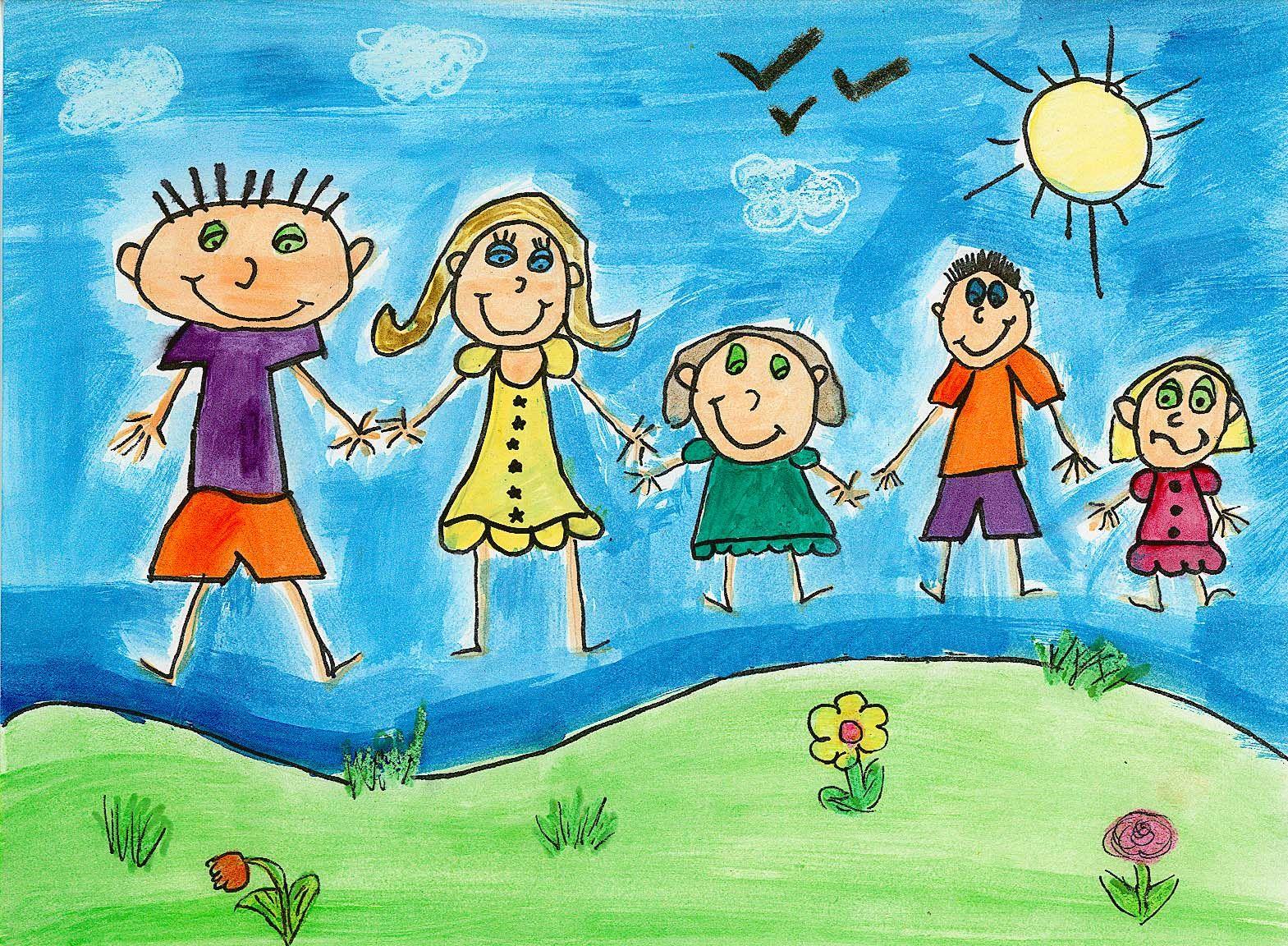 Family Kindergarten Art Kindergarten Art Projects Kindergarten Art Lessons
