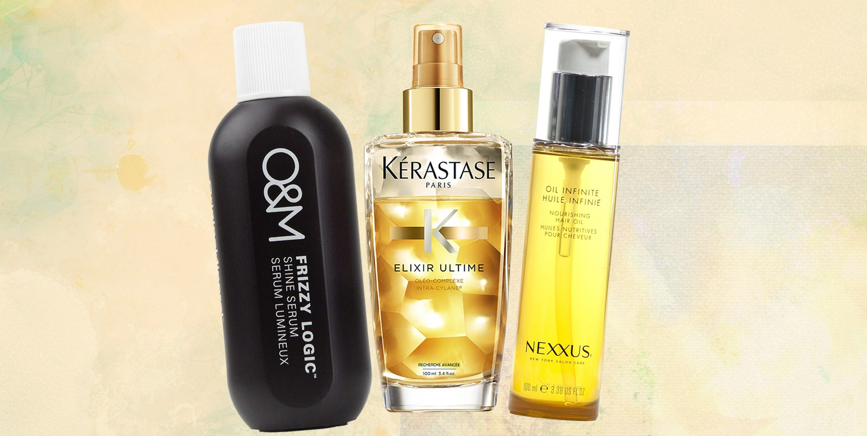 The Best Oils to Use If You Have Fine Hair Fine hair Oil and Hair