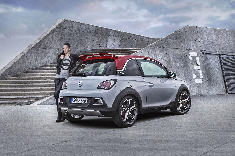 2019 Opel Karl