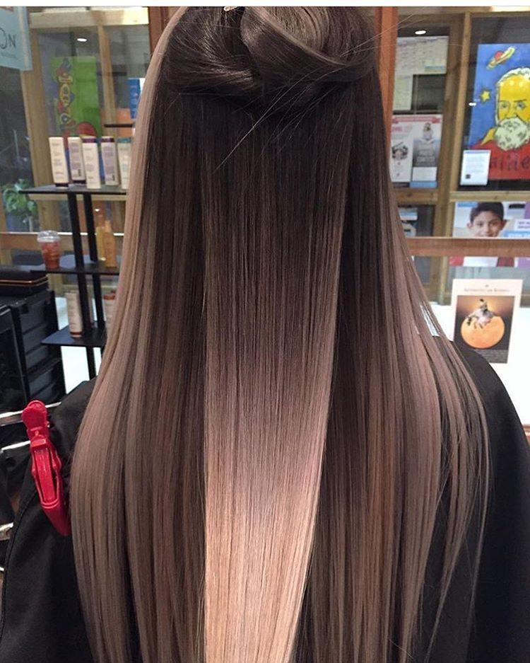 Hairstyles and colours pinterest haarfarbe balayage haar for Instagram name ideen