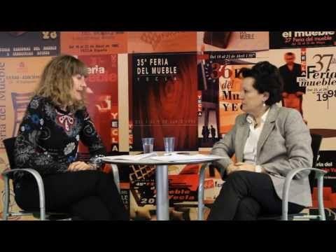 video-entrevista a Inmaculada Hernández de la Feria del Mueble de Yecla  con motivo de la 52ª Feria del Mueble, donde nos habla de la situación del sector, la organización de una feria y novedades para este año 2013, siempre en apoyo de yecla !!! http://www.youtube.com/watch?v=I3UmR0gN9HU