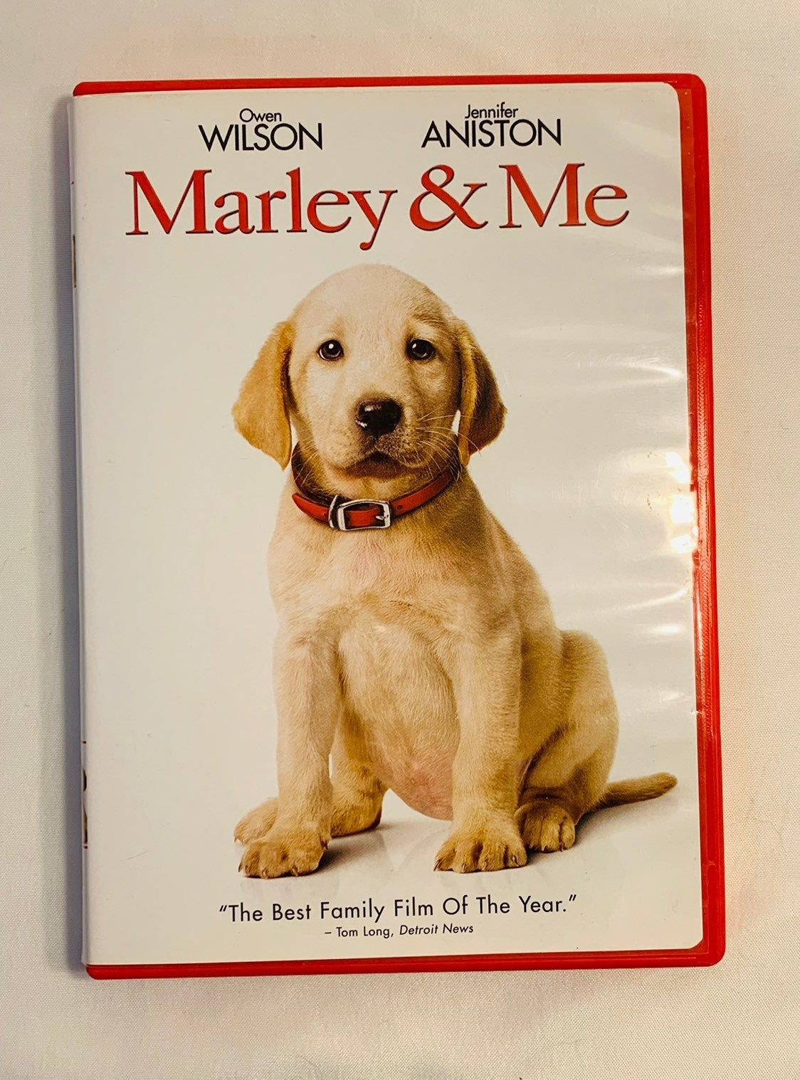 Marley Me Dvd Mercari Marley And Me Good Family Films Marley