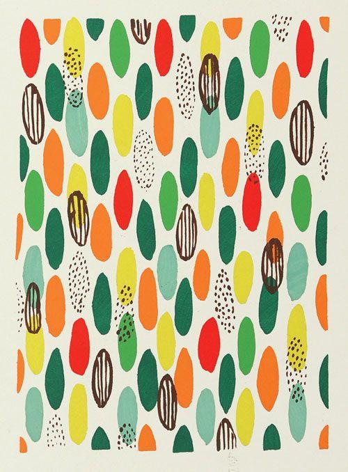 Sonia delaunay via pochoir prints french art deco for Pochoir deco