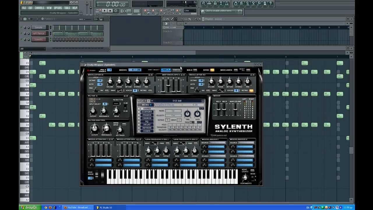 Pin on synth