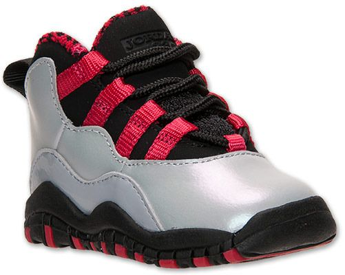 a9d684aa0e3 Nike Girls  Toddler Jordan Retro 10 Basketball Shoes on shopstyle.com Cute Baby  Shoes