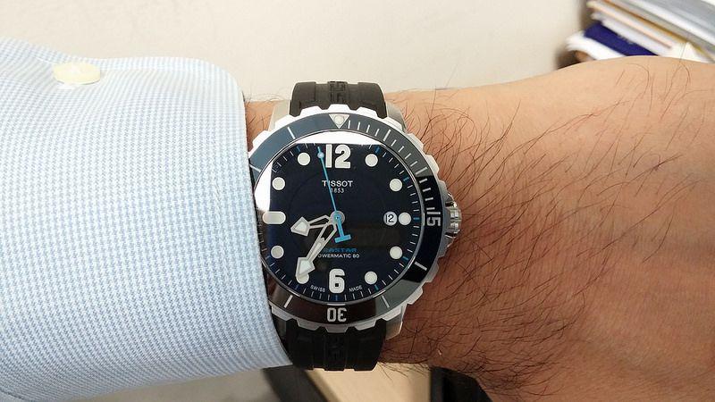 850920d87 Where to buy Tissot Seastar 1000 Powermatic 80?   Watches   Rolex ...