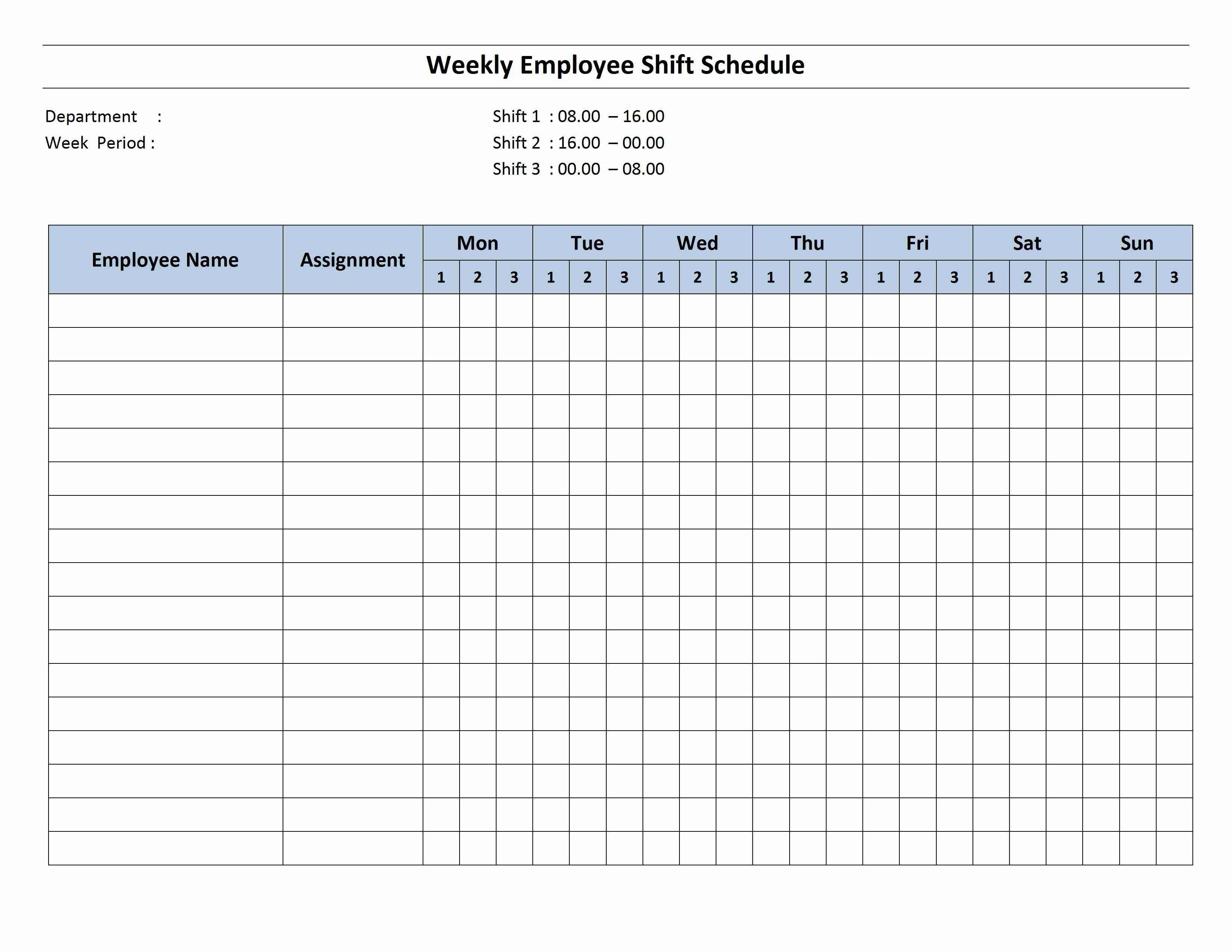 New Hourly Schedule Template Xlstemplate Xlssample Xls Xlsdata