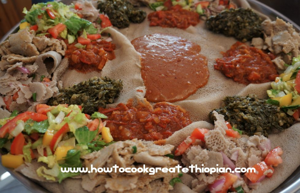 How To Cook Ethiopian Fasting Food