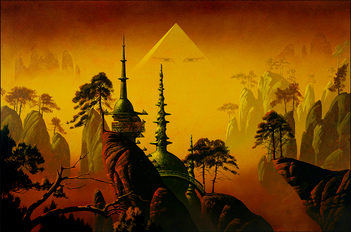 Roger Dean » Gallery
