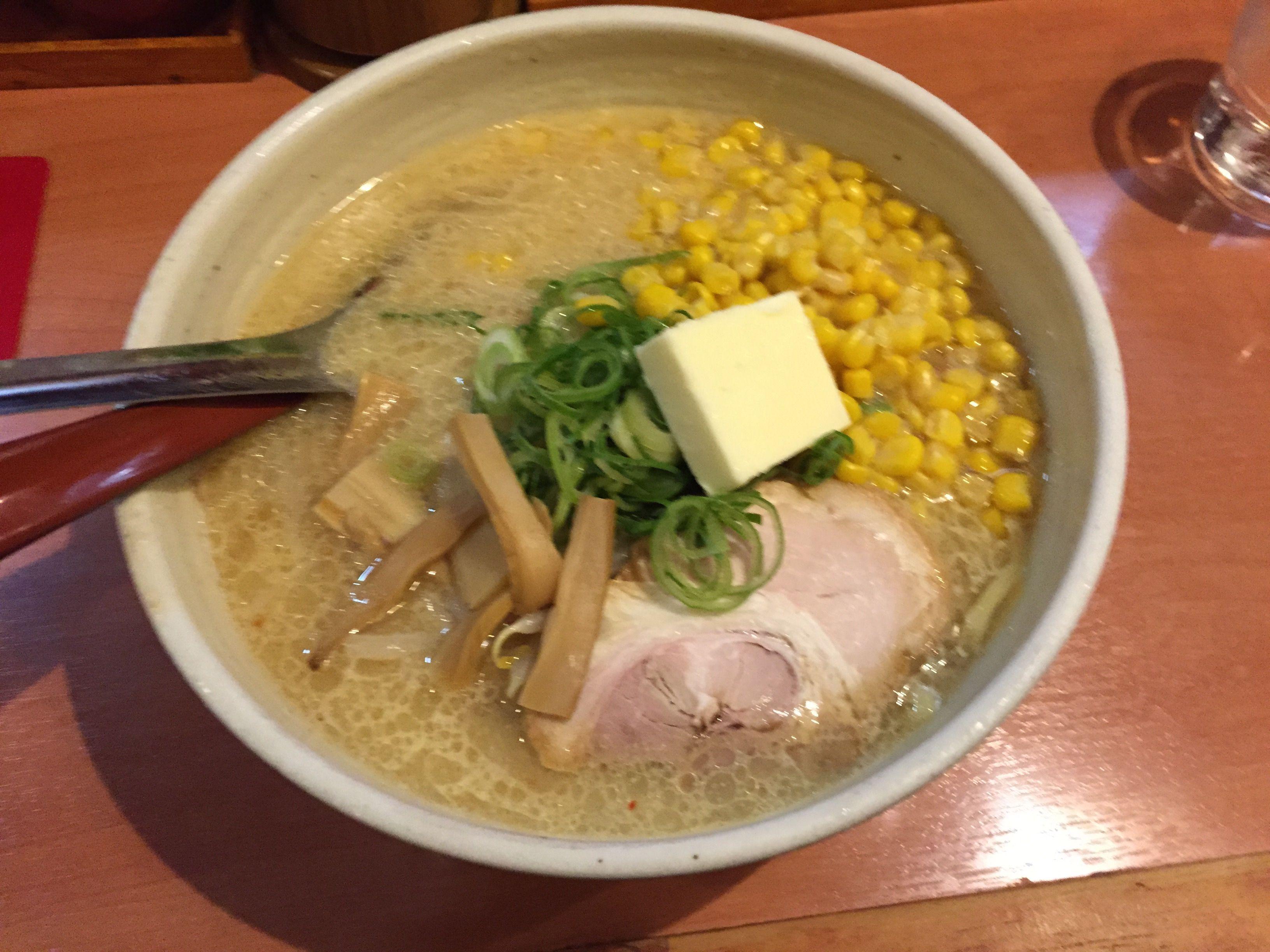 味噌バター©摂理ブログ