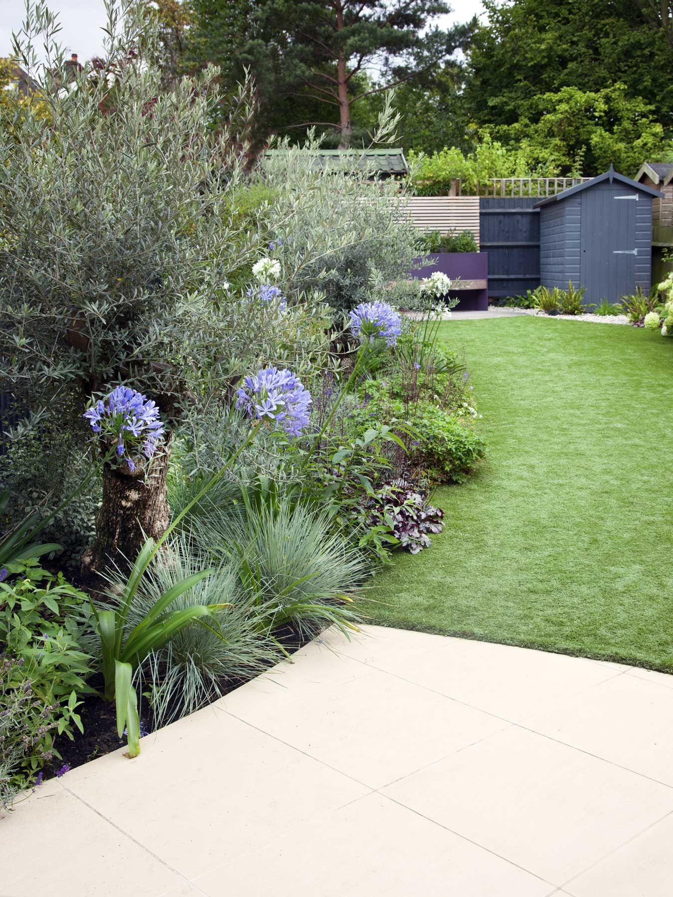 Medium back garden design in Druce Road, Dulwich, 9 | Garden ideas ...