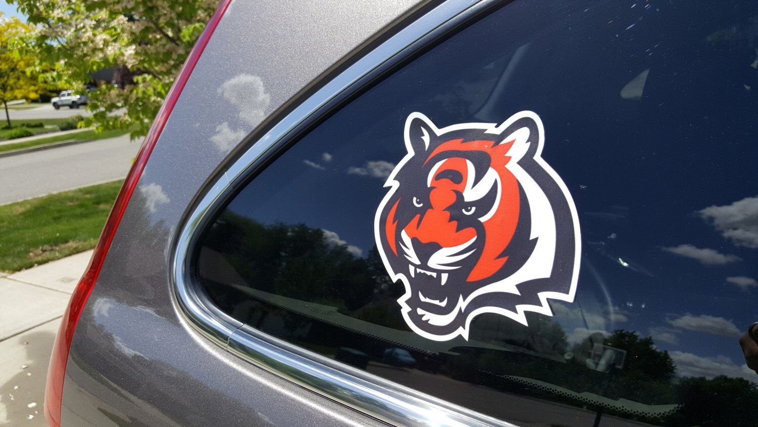 Cincinnati Bengals Limited Edition Vinyl Sticker Decal Free Shipping! Check it Out! Free and Fast Shipping!  July Special Buy 2 Get 1 Free! by SeahawksFanShop on Etsy https://www.etsy.com/listing/384301314/cincinnati-bengals-limited-edition-vinyl