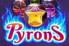 - Play Pyrons Slot for free at VSO! http://www.vegasslotsonline.com/yggdrasil-gaming/pyrons/