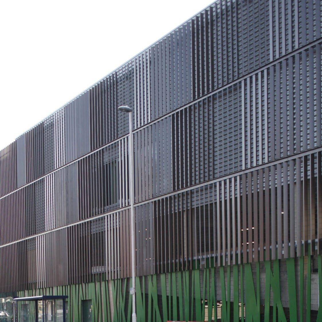 Office Garage By Ultra Architects: Levolux Solar Shading / Lyons + Sleeman + Hoare Limited